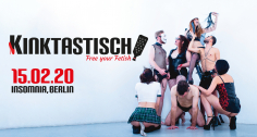 Kinktastisch 15th February 2020 – Insomnia, Berlin